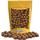 Mini Peanut Butter Cups Milk Chocolate, Kosher Certified Dairy, Individually Wrapped Cups (Half-Pound)
