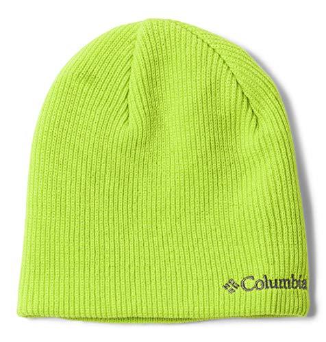 Columbia Unisex Whirlibird Watch Cap Beanie, Bright Chartreuse (Neon), Einheitsgröße