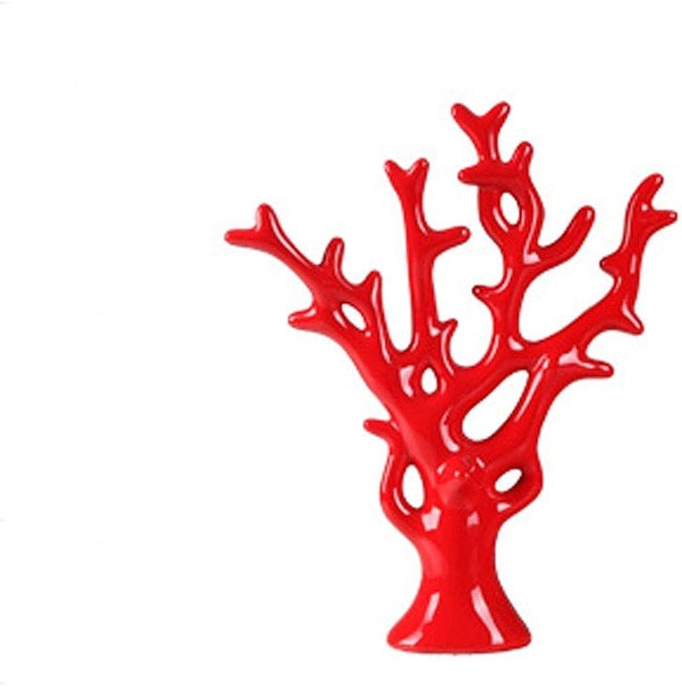Lxyfms , albero dell`amore , in ceramica , soprammobile decorativo 1518