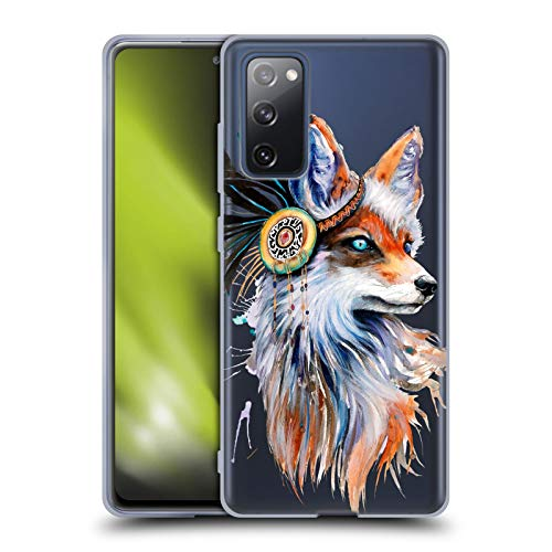 Head Hülle Designs Offiziell Zugelassen Pixie Cold Fuchs Tiere Soft Gel Handyhülle Hülle Huelle kompatibel mit Samsung Galaxy S20 FE / 5G
