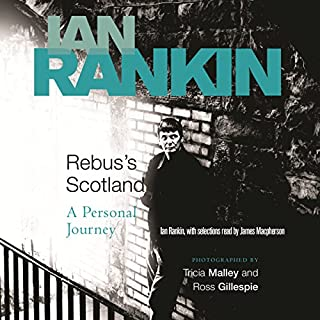 Rebus's Scotland cover art