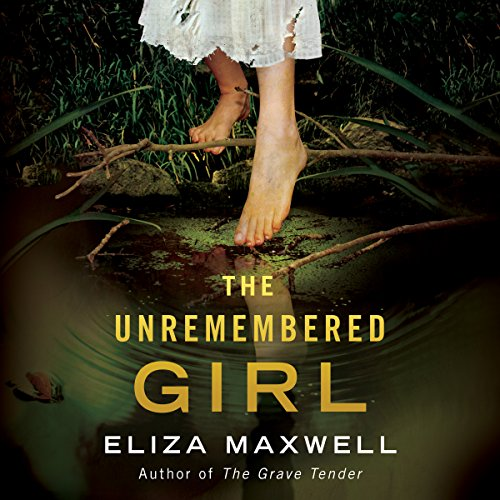 The Unremembered Girl audiobook cover art