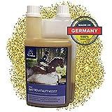 EMMA  Gastro Liquid pour Chevaux I Aliment pour Chevaux avec levure de bière I Flore intestinale intacte I Vitamines B, C, E,...