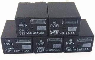 5PC 4-PIN #OEM Relay 8T2T-14B192-AA Hight Power Relay 8T2T14B192AA 8T2T 14B192 AA 8T2T14B192-AA O101K