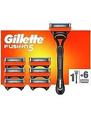 Gillette Fusion5 Scheermes Voor Mannen + 7 Mesjes