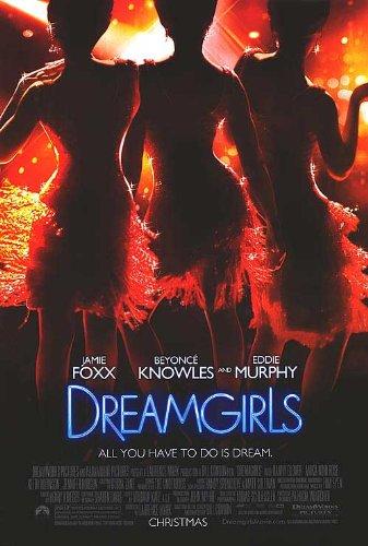 Dreamgirls Original 27 X 40 Theatrical Movie Poster