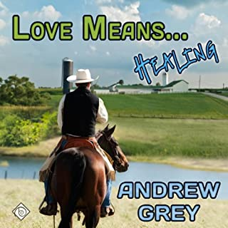 Love Means... Healing audiobook cover art