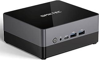GMKTEC ミニPC Core i5 8279U(最大3.8GHz)8GB DDR4 256GB SSD ミニパソコン Windows 10/デュアルディスプレイ/BT4.2/Wi-Fi/省スペース (NucBox2)
