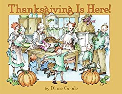 15 Fantastic Thanksgiving Books