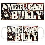 Diver Tazas Taza American Bully Perro - Cerámica