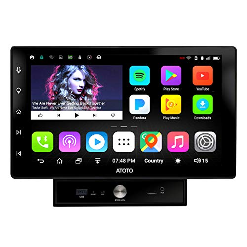 ATOTO A6 2DIN Android Car Navigation Stereo with...