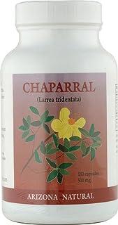 Arizona Natural Products Chaparral -- 500 mg - 180 Capsules