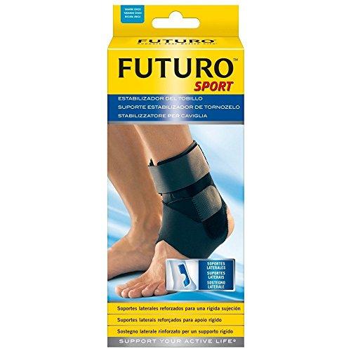 Futuro Sport - Estabilizador del tobillo, para el pie derecho y el izquierdo, talla única