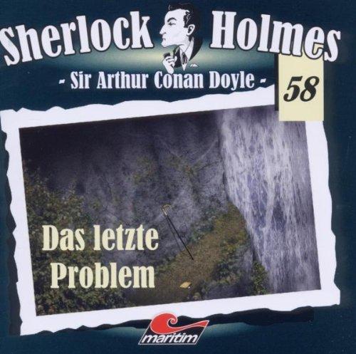 Sherlock Holmes 58 - Das letzte Problem