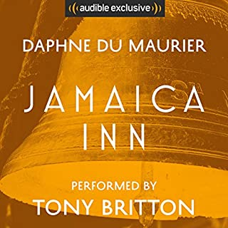 Jamaica Inn audiobook cover art