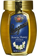 Langnese Acacia Honey Jar, 13.2 Ounce