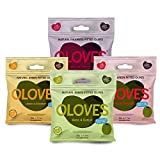 HEALTHY SNACK PACKED WITH FLAVOR: This variety pack comes all 4 of our delicious flavors: Basil & Garlic, Chili & Oregano, Lemon & Rosemary, and Black Olive Chili & Garlic. With only 50 calories per pack and low in saturated fats, this is the perfect...