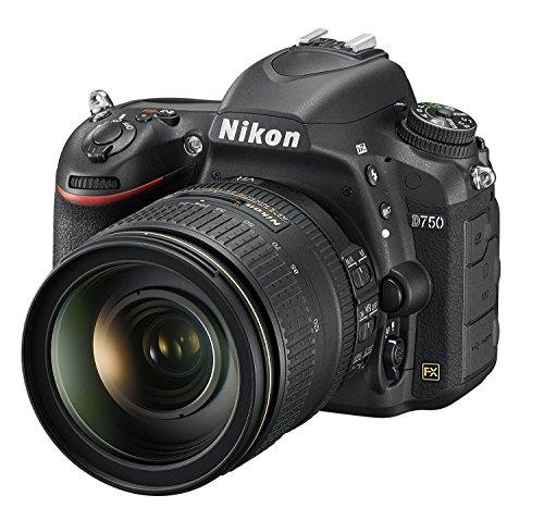 Nikon D750 + AF-S 24-120 VR - Cámara Digital 2