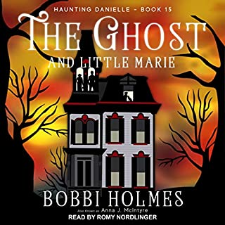 The Ghost and Little Marie audiobook cover art