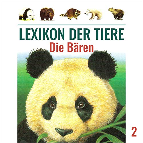 Die Bären audiobook cover art