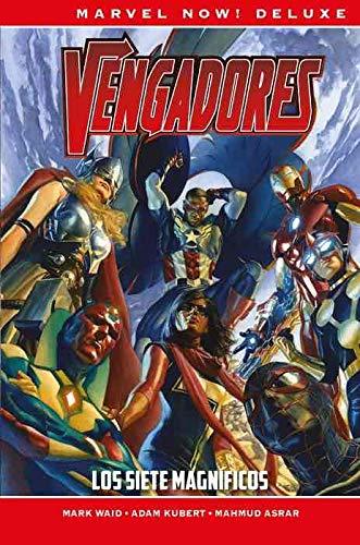 Los Vengadores de Mark Wa