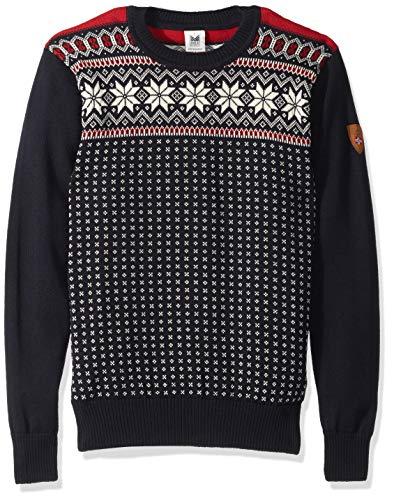 Dale of Norway Herren Pullover Garmisch Masculine Sweater, c, M