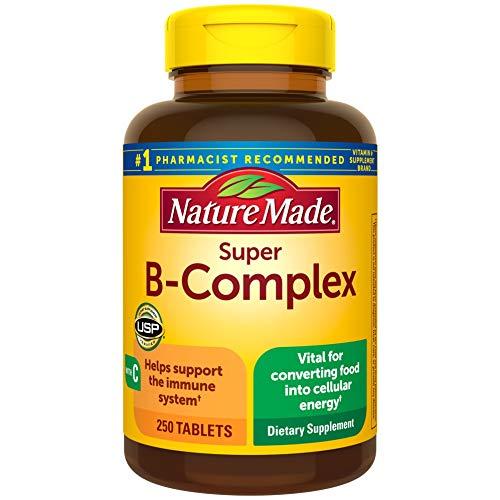 Nature Made 超级复合维生素 B+维生素 C