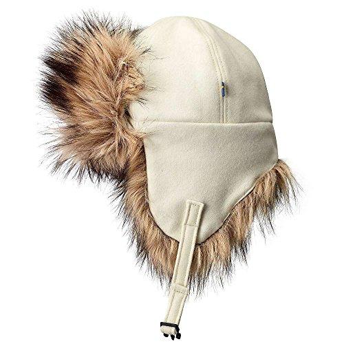 FJÄLLRÄVEN Wool Heater/Winterwollmütze, M, Winter White