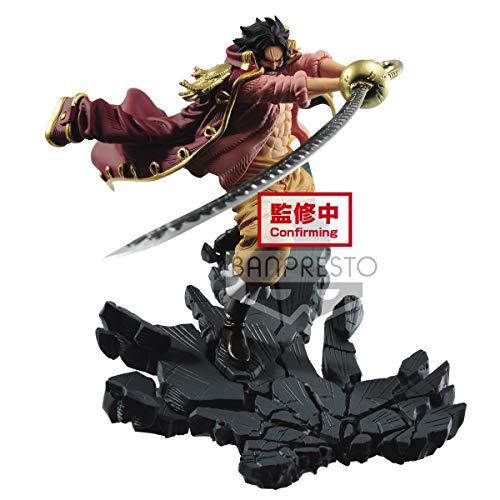 Banpresto Figura de Acción One Piece - Manhood - Gol.D.Roger (Ver.A), Multicolor, BP17513…