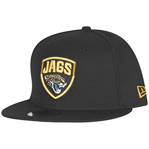 New Era 59Fifty Fitted Cap - Jacksonville Jaguars - 7 3/8