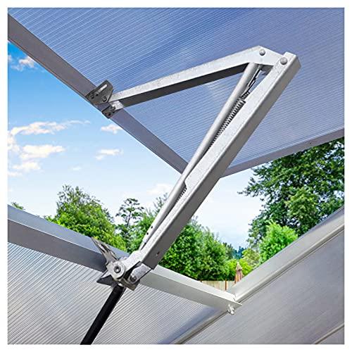 Bilisder Abridor Automático de Ventanas para Invernadero, Abridor Control de Temperatura, Capacidad...