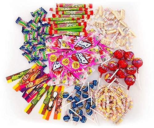 Chupa Chups Teenager Süßigkeiten Mix,...