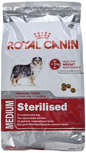 Royal Canin Medium Sterilised, 1er Pack (1 x 3 kg)
