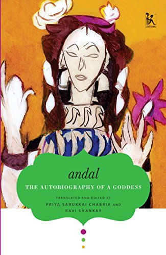 Andal: The Autobiography of a Goddess (English Edition)