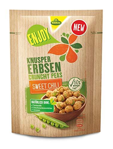 Kühne Knusper Erbsen Sweet Chili , 100g