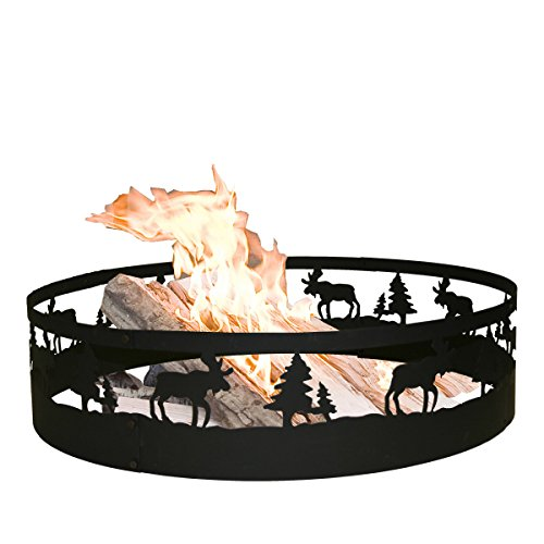 Buy CobraCo Moose Campfire Ring FRMOOS369 (Renewed)