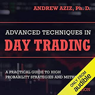 Advanced Techniques in Day Trading audiobook cover art