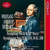 Paris Symphony by W.A. Mozart (2013-05-03)