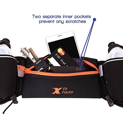 X-Fit Factor's Running Hydration Belt