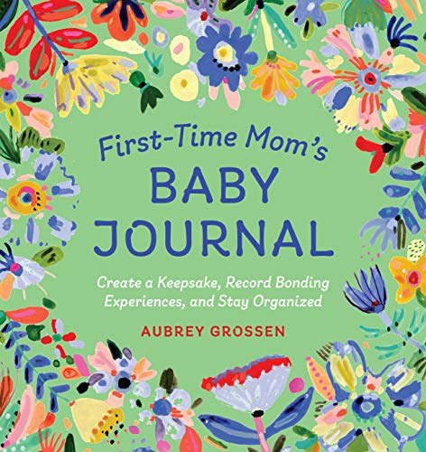 First-Time Mom's Baby Journal