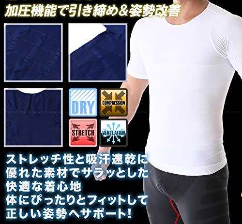LTG『加圧シャツ』