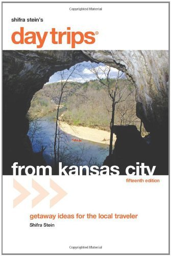 Day Trips from Kansas City, 15th: Getaway Ideas for the Local Traveler (Day Trips Series) (English Edition)