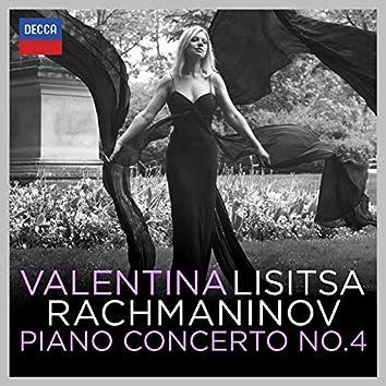 Rachmaninov: Piano Concerto No. 4 in G Minor, Op. 40