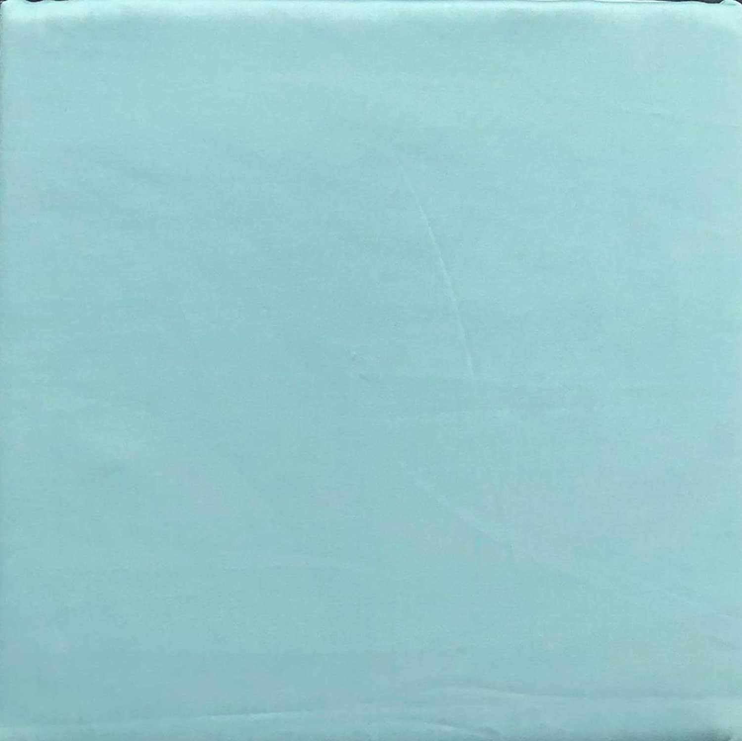 Max Studio Solid Turquoise bluee Sheet Set Extra Deep Pockets 300 Thread Count 100% Cotton Luxury (King)