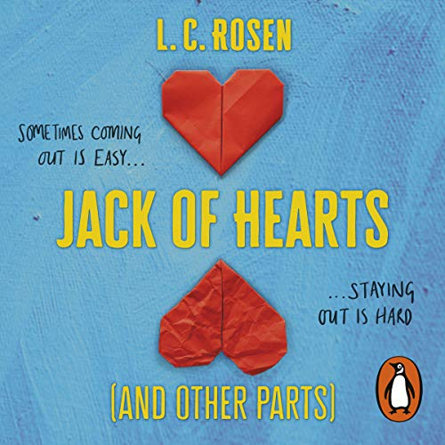 Jack of Hearts (and Other Parts) audiobook cover art