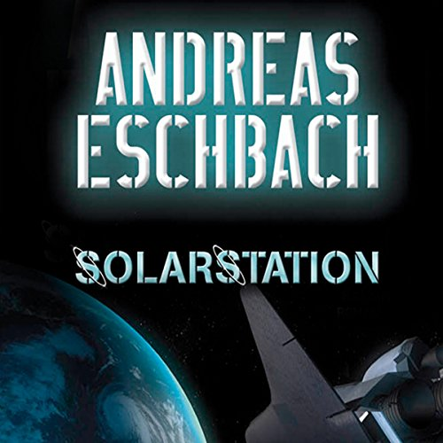 Solarstation audiobook cover art