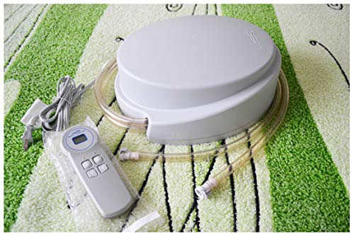 Sleep Number Select Comfort Air Pump Replacement for Dual Chamber Queen King California King Size Mattress - Wireless Remote Control - Model UFCS3-2 - 2 Valve - Used