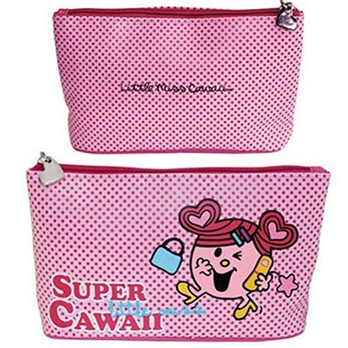 Pochette Cosmétique Little Miss Super Cawaii
