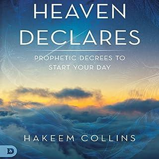 Heaven Declares audiobook cover art