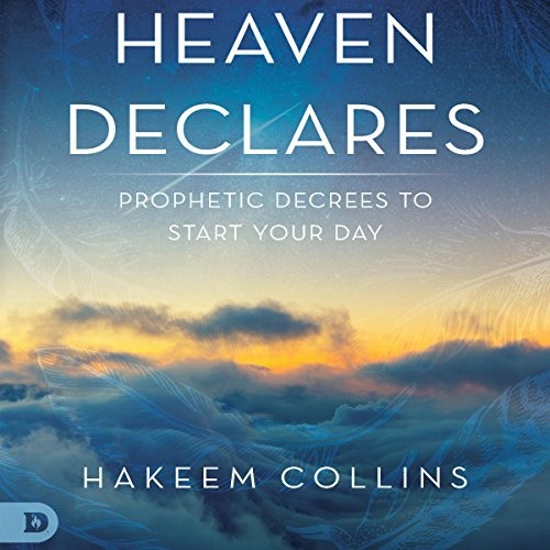 Heaven Declares audiobook cover art